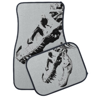 Rex del Tyrannosaurus Alfombrilla De Coche