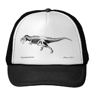 Rex Greg Paul del Tyrannosaurus T del gorra del di