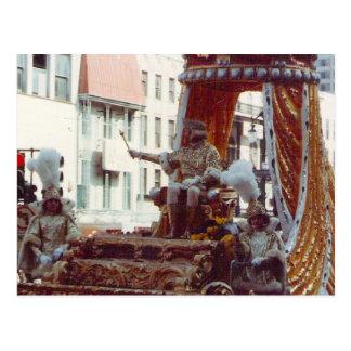 Rex King of Mardi Gras 1983 Post Cards