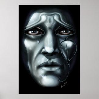 Rex Mundi: Impresión de Brother Moricant Póster