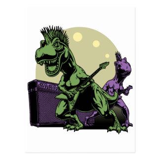 Rex punky tarjetas postales