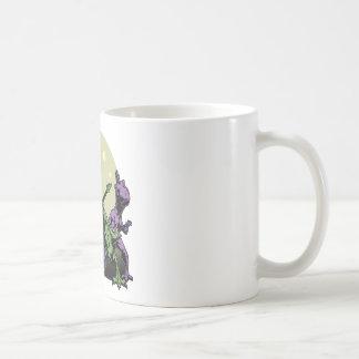 Rex punky taza de café