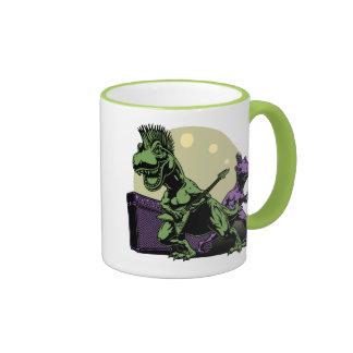 Rex punky tazas de café