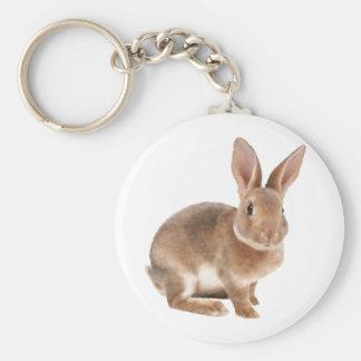 Rex Rabbit Keychain