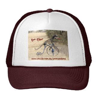 Rex Rider Trucker Hat
