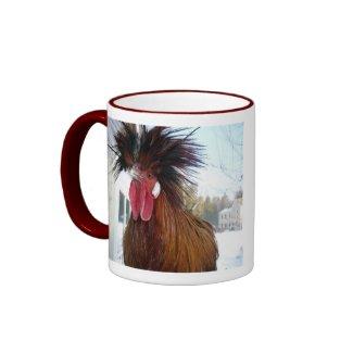Rex Rooster Mug mug