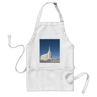 Rexburg LDS Temple Adult Apron