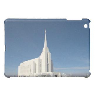Rexburg Temple iPad Mini Cases