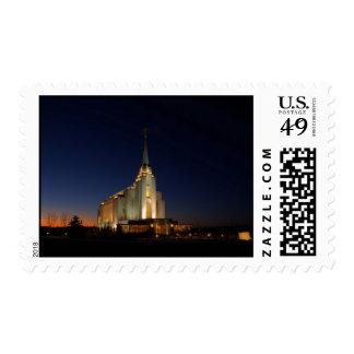 Rexburg Temple Postage