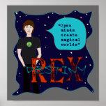 RexDesting dice el poster