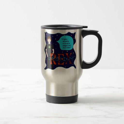 RexDesting dice la taza del viaje