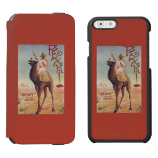 Rexki - King of Before Dinner Liqueurs iPhone 6/6s Wallet Case