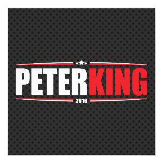Rey 2016 de Peter (estrellas y rayas - negro) Fotos