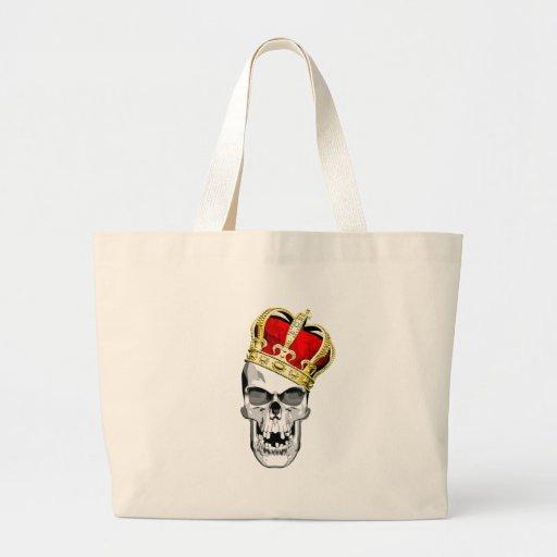 Rey 3 del cráneo bolsas de mano