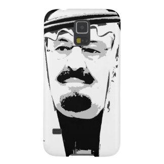 Rey Abdullah Face Carcasas Para Galaxy S5