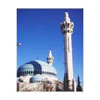 Rey Abdullah I Mosque Impresiones En Lona Estiradas