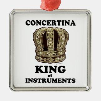 Rey acordeón de instrumentos