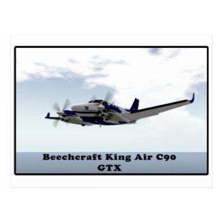 Rey Air C90 GTX Postcard Postales