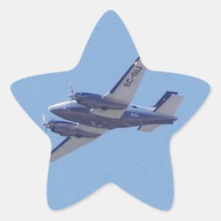 Rey Air de la haya B90 Pegatina En Forma De Estrella