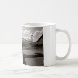 Rey Air Mug de la haya Taza Básica Blanca