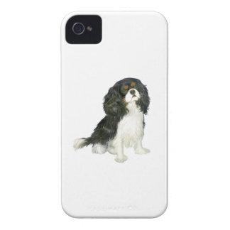 Rey arrogante Charles - tri coloreada iPhone 4 Carcasas