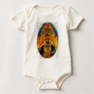 Rey Arturo Enthroned Body De Bebé