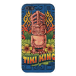 Rey Blue de Tiki iPhone 5 Protector