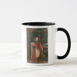 Rey Charles II de España Taza
