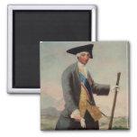 Rey Charles III (1716-88) como Huntsman, 1786/88 Imán Para Frigorifico
