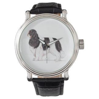 Rey Charles/reloj del perro de aguas de juguete Reloj De Mano