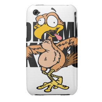 Rey Chicken del drama de Oxygentees Funda Para iPhone 3