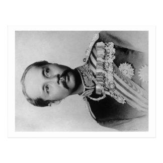 Rey Chulalongkorn Rama V de la fotografía de Tarjetas Postales