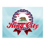 Rey City, CA Tarjetas Postales