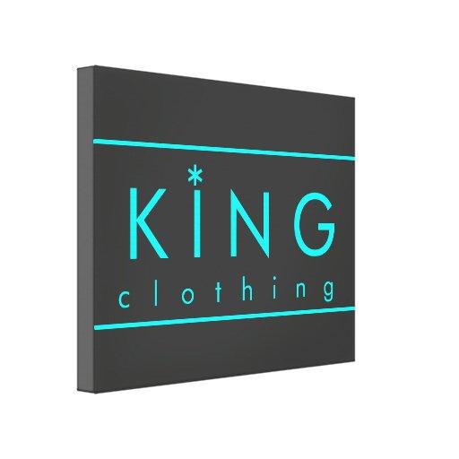 Rey Clothing Impresiones En Lienzo Estiradas