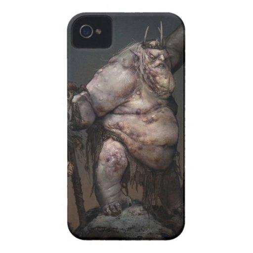 Rey Concept del Goblin iPhone 4 Case-Mate Coberturas
