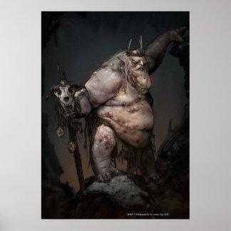 Rey Concept del Goblin Impresiones