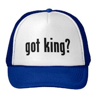 ¿rey conseguido? gorras de camionero