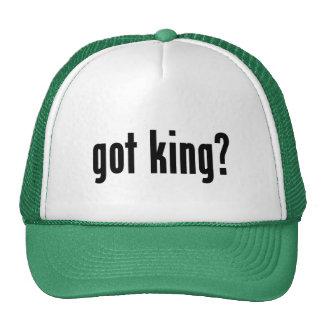 ¿rey conseguido? gorros