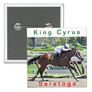 Rey Cyrus con Javier Castellano Pin Cuadrado