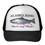 ¡Rey de Alaska que es mi cosa! Gorros