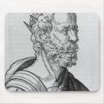 Rey de Artaxerxes II de Persia Mouse Pads