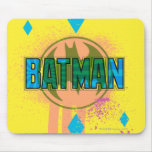 Rey de Batman de diamantes Tapete De Raton