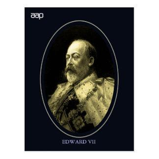 Rey de Edward VII de Inglaterra Tarjetas Postales