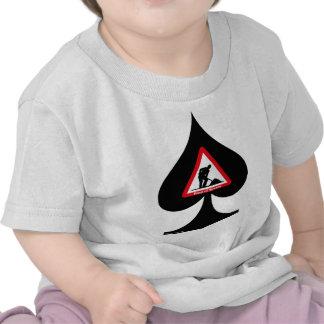 Rey de espadas camisetas