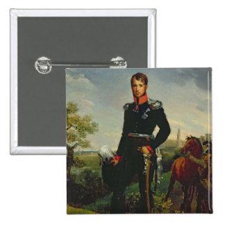 Rey de Federico Guillermo III de Prusia, 1814 Pin