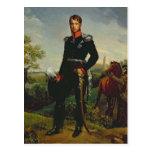 Rey de Federico Guillermo III de Prusia, 1814 Postal