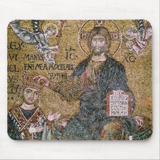 Rey de Guillermo II de Sicilia Mouse Pads