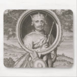 """Rey de Guillermo II """"Rufus"""" (c.1056-1100) de Ingla Alfombrillas De Ratón"""