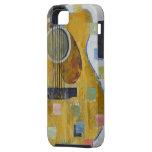 Rey de guitarras iPhone 5 protector