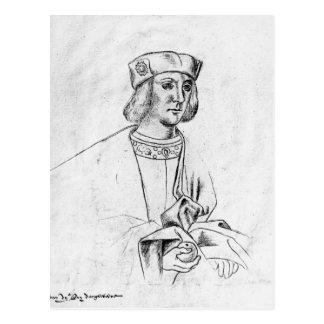 Rey de Henry VII de Inglaterra Tarjetas Postales